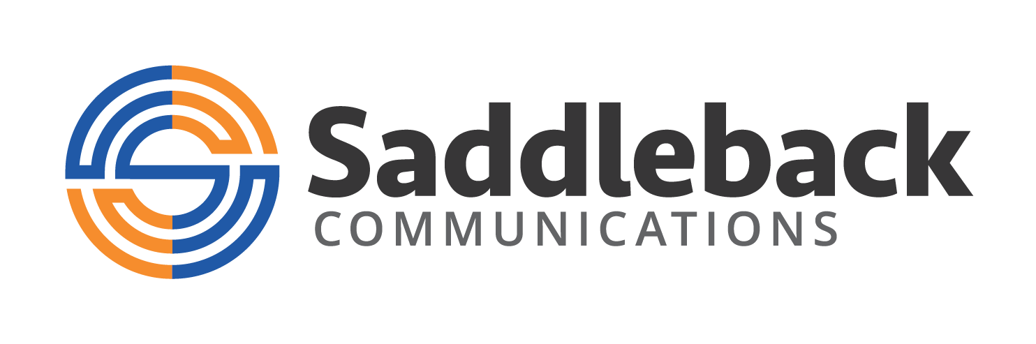 Saddleback Communications Logo